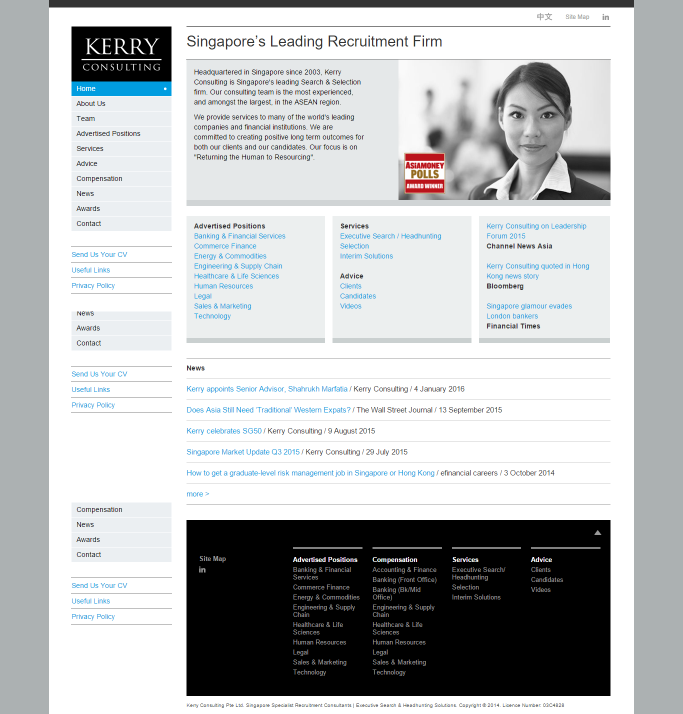 awesome website templates design proposal for adecco singapore