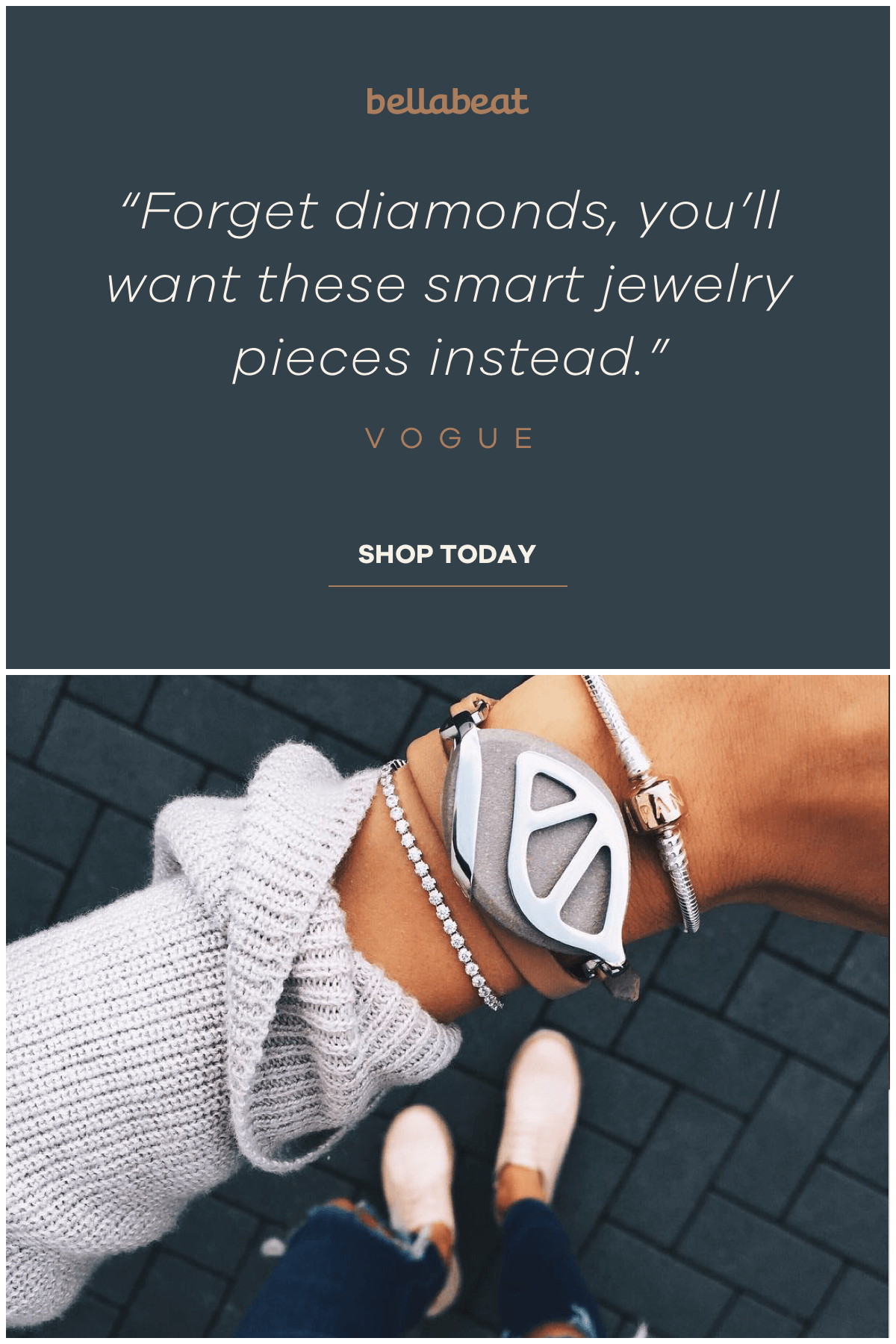 Find Inner Peace Improve Your Happiness And Health With Leaf World Smartest Piece Of Jewelry Free Shipping Returns Smart Jewelry Fashion Fashion Jewelry