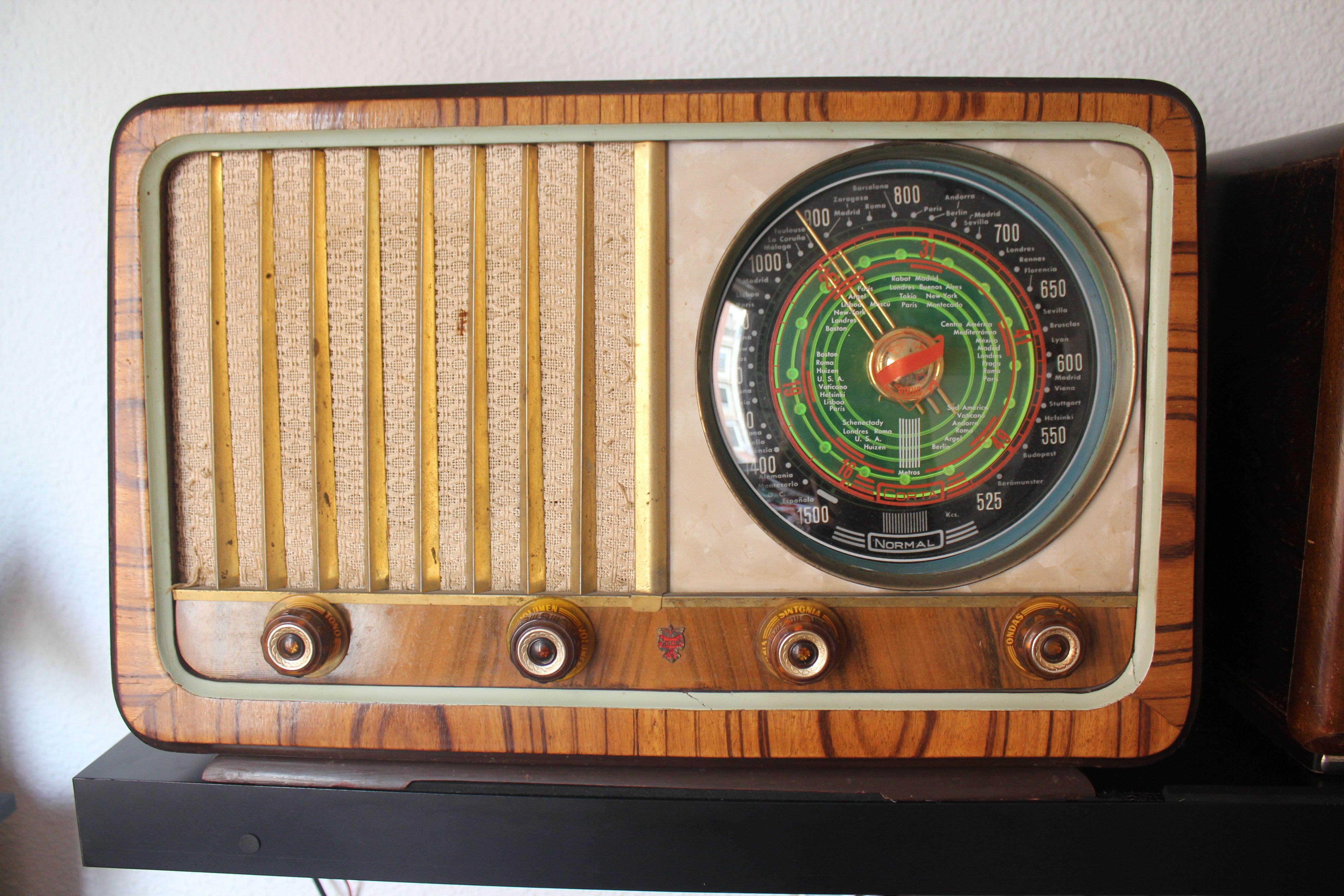 Mercury Radio Modelo 1026a 1955 Antique Radio Tube Radio Antique Radio Old Radios Radio
