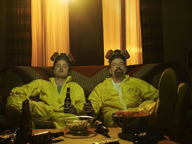 Breaking Bad Season 5 Photos Show The Cast And Walter White's ...