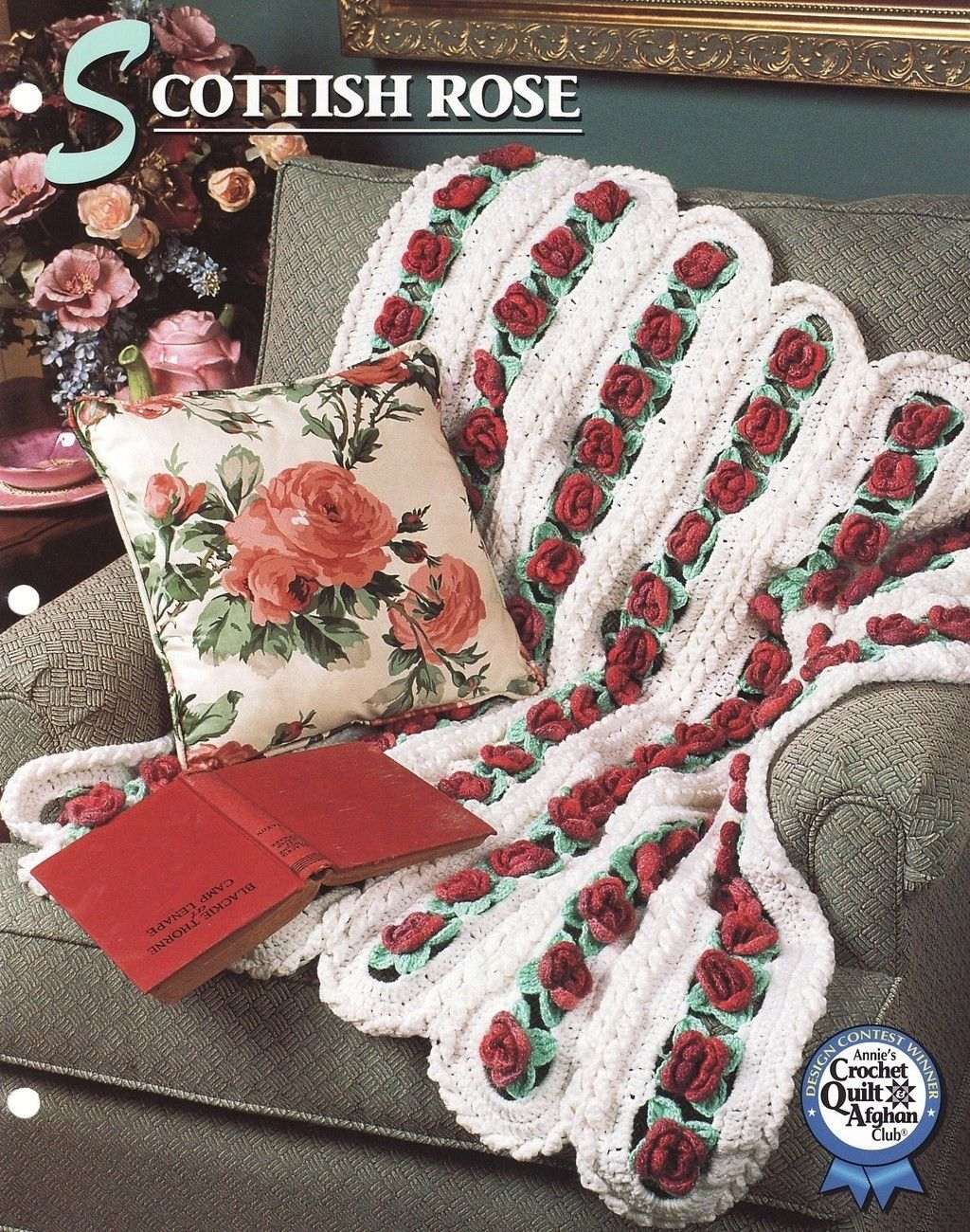 ANNIES ATTIC FREE PATTERNS « Free Patterns | Crochet-Floral Afghans ...