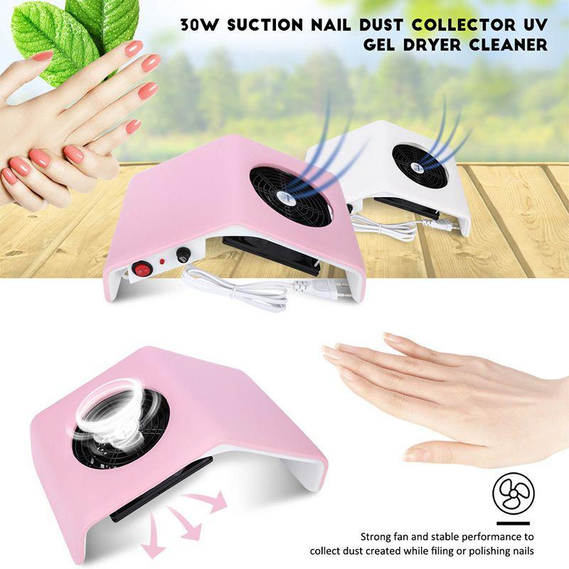 check discount gustala 220v110v nail fan acrylic uv gel dryer ...