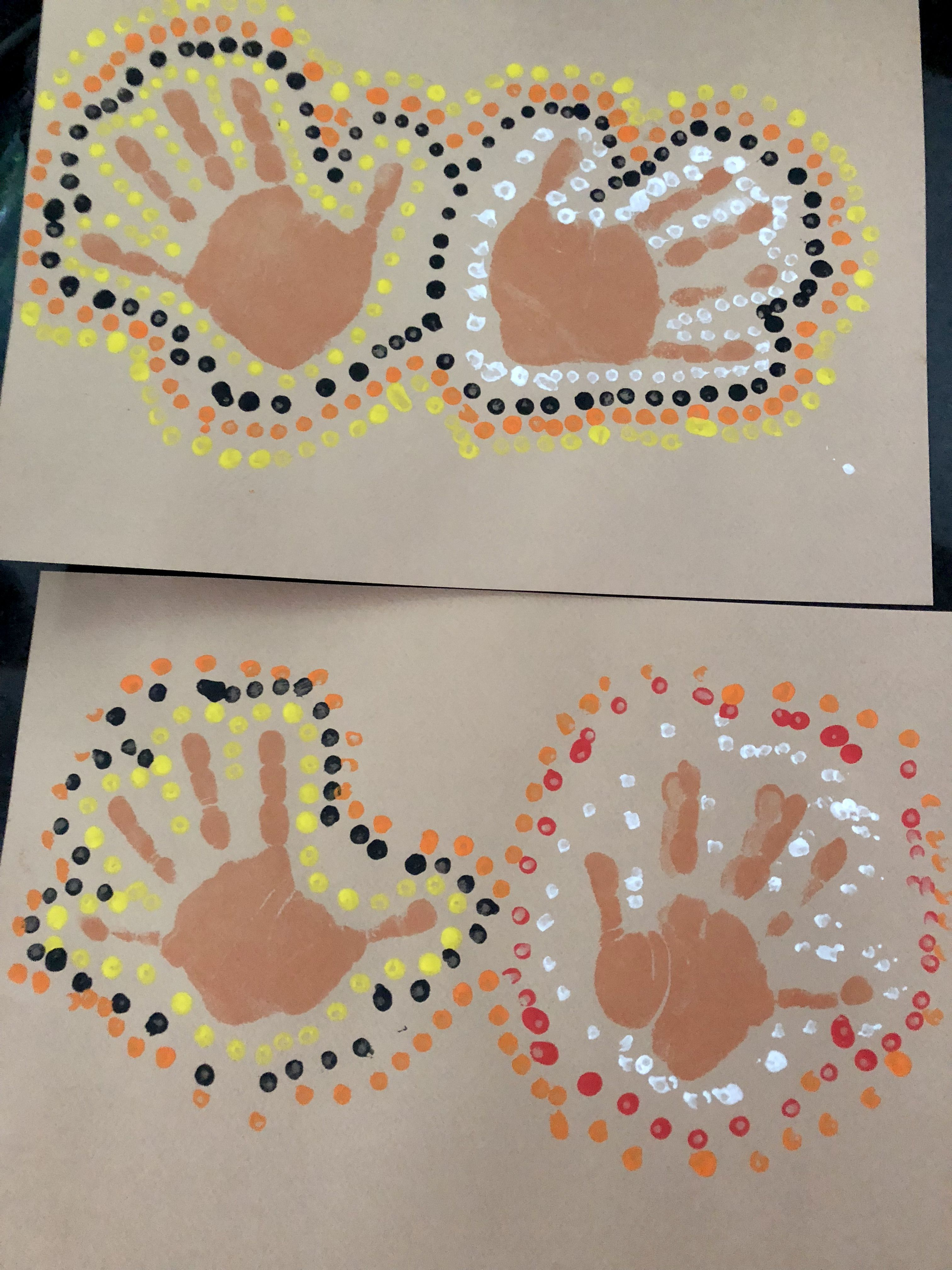 World Tour Ief Activity Australia Painting Traces