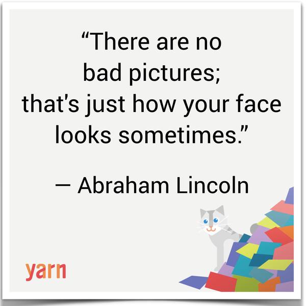 via Yarn App (GetYarnApp) on Twitter quotes photography