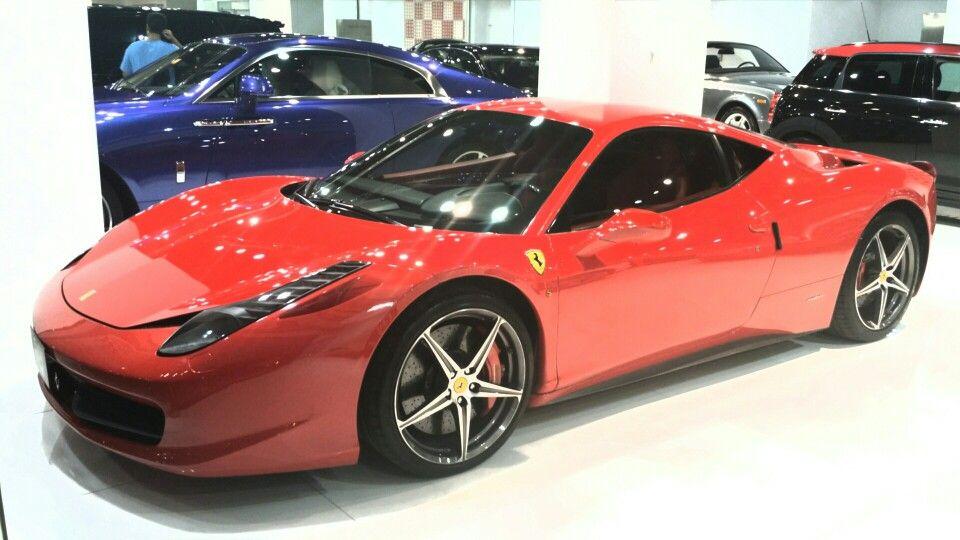ferrari 458italia dubai luxurycars sportscars uae
