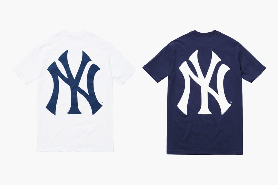 d20197371ce Supreme x New York Yankees x  47 Brand Capsule Collection