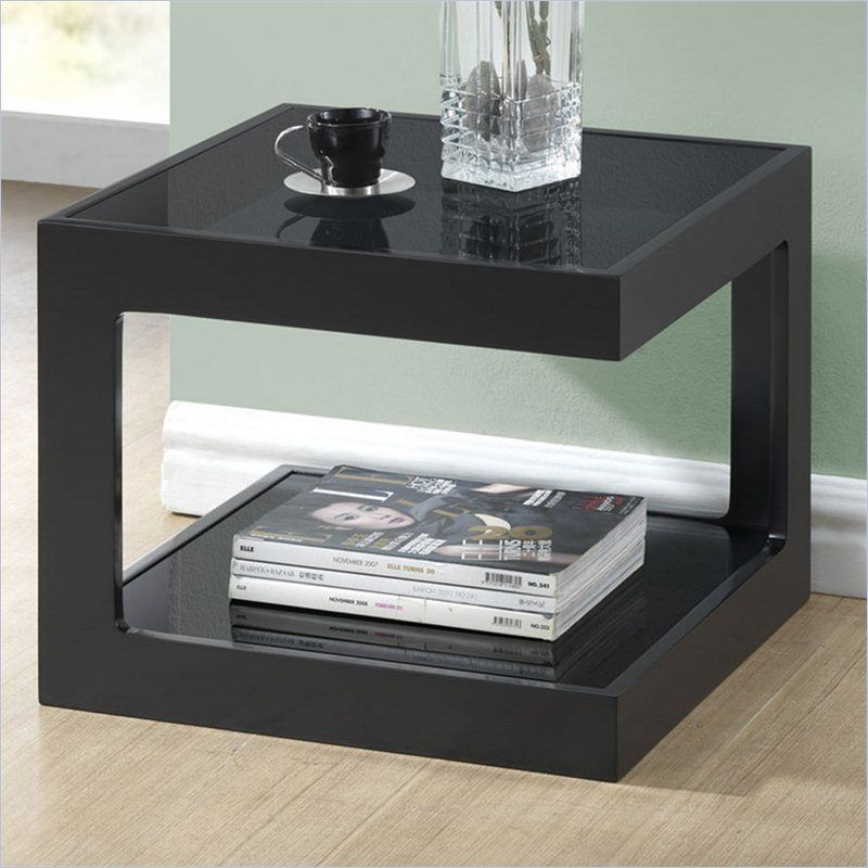 Lowest Price Online On All Baxton Studio Clara End Table With 2