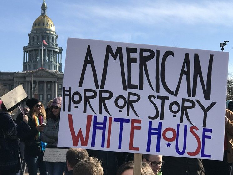 The Ten Most Nerd Tastic Signs At The Women 39 S March On Denver Womens March Signs Womens March Protest Signs