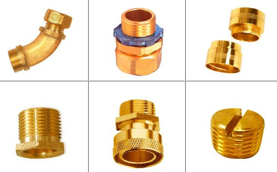 Pin On Brass Electrical Components