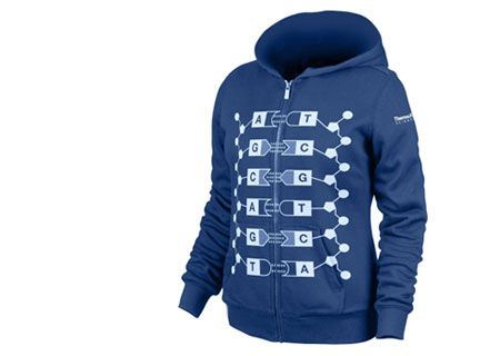 c16e59433 DNA hoodie Thermofisher 1449253550621 | Burner club clothes ...