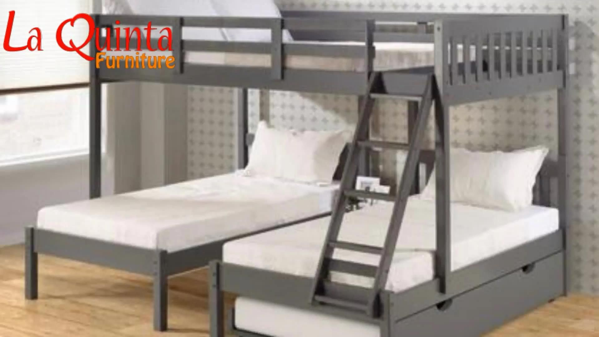 Full Double Twin Bunkbed Video Bunk Beds Bunk Bed Designs Bunk Beds With Storage Twin bunk beds with mattress included