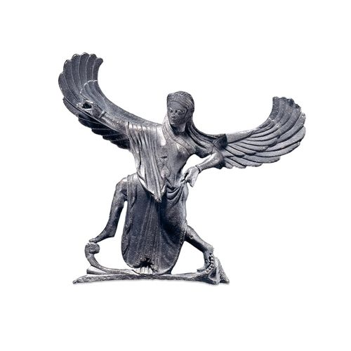 Bronze Figure Of Nike Goddess Of Victory Greek C 550 Bc Made In South Italy Art Grec Oeuvre D Art Archeologie