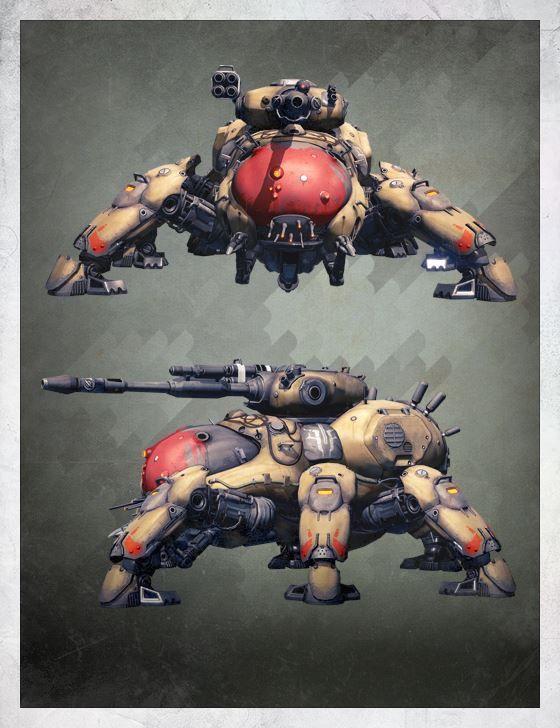 Walker - Fallen Arsenal Grimoire - Destiny Tracker Database