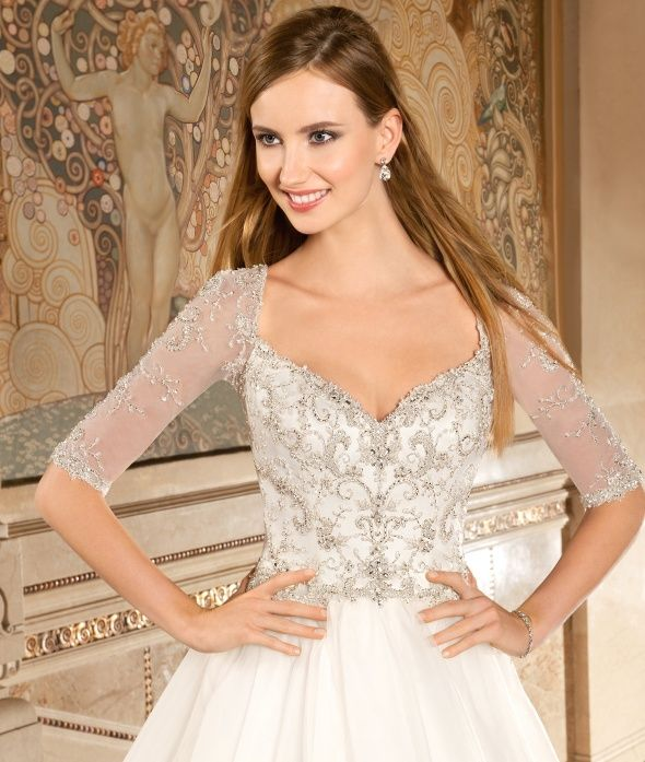 2015 Timeless Wedding Gowns Demetrios - Shinedresses.com | Wedding ...