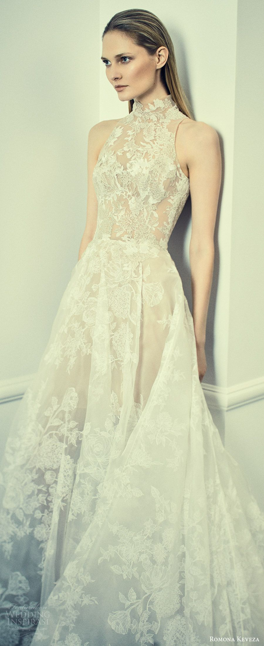 Romona keveza collection spring wedding dresses cathedral