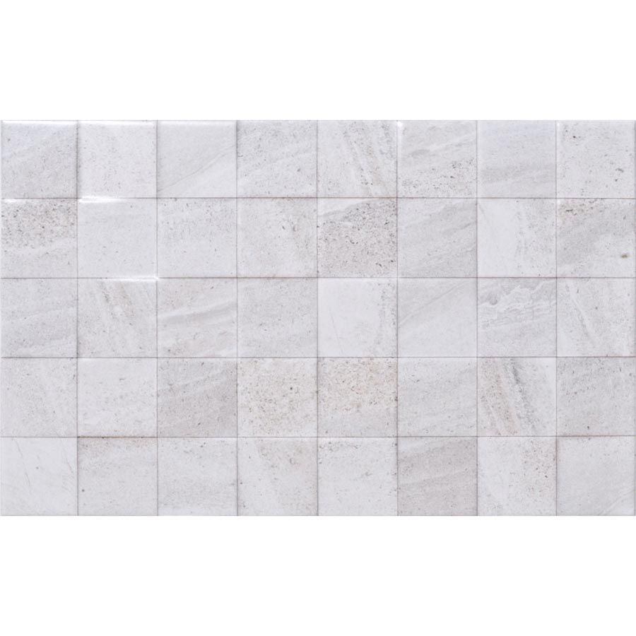Decorative Wall Tile 25X40Cm Fiji Stone White Decor Wall Tile Rm9198  Fiji Wall