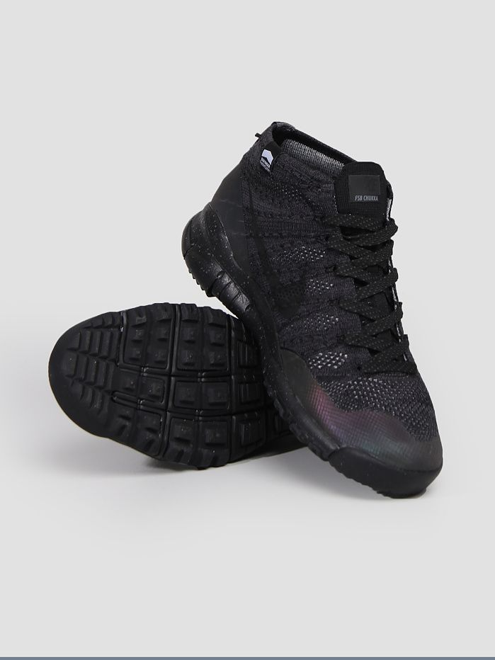 57c1a2667bb4 ... norway nike flyknit trainer chukka sneakerboot black 805093 001 0e938  66355