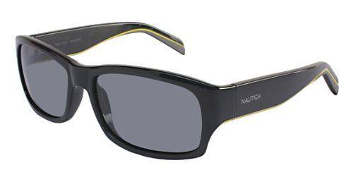 5df525f980 NAUTICA Sunglasses N6115S POL 300 Black 59MM NAUTICA.  93.99 ...