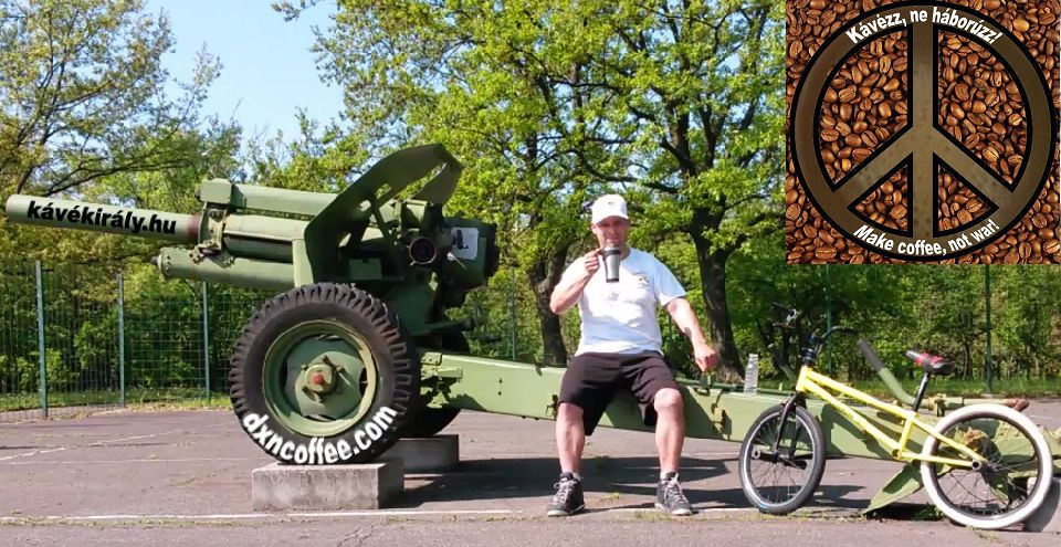 Egy kis Ganoderma kávézás a BMX Flatland és a fegyencedzés után