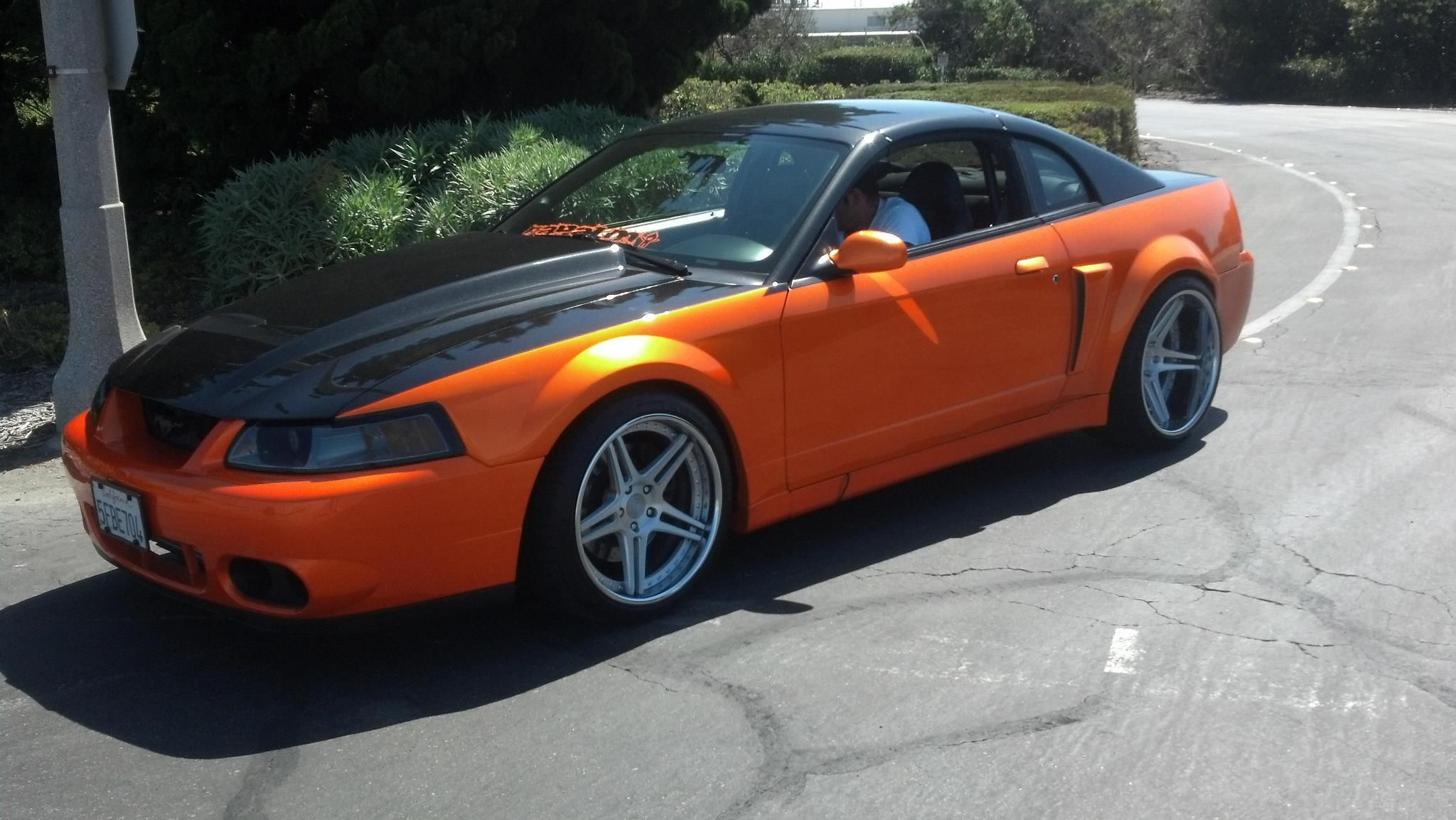 2003 Ford Mustang GT by Full Throttle Kustomz in Oxnard to