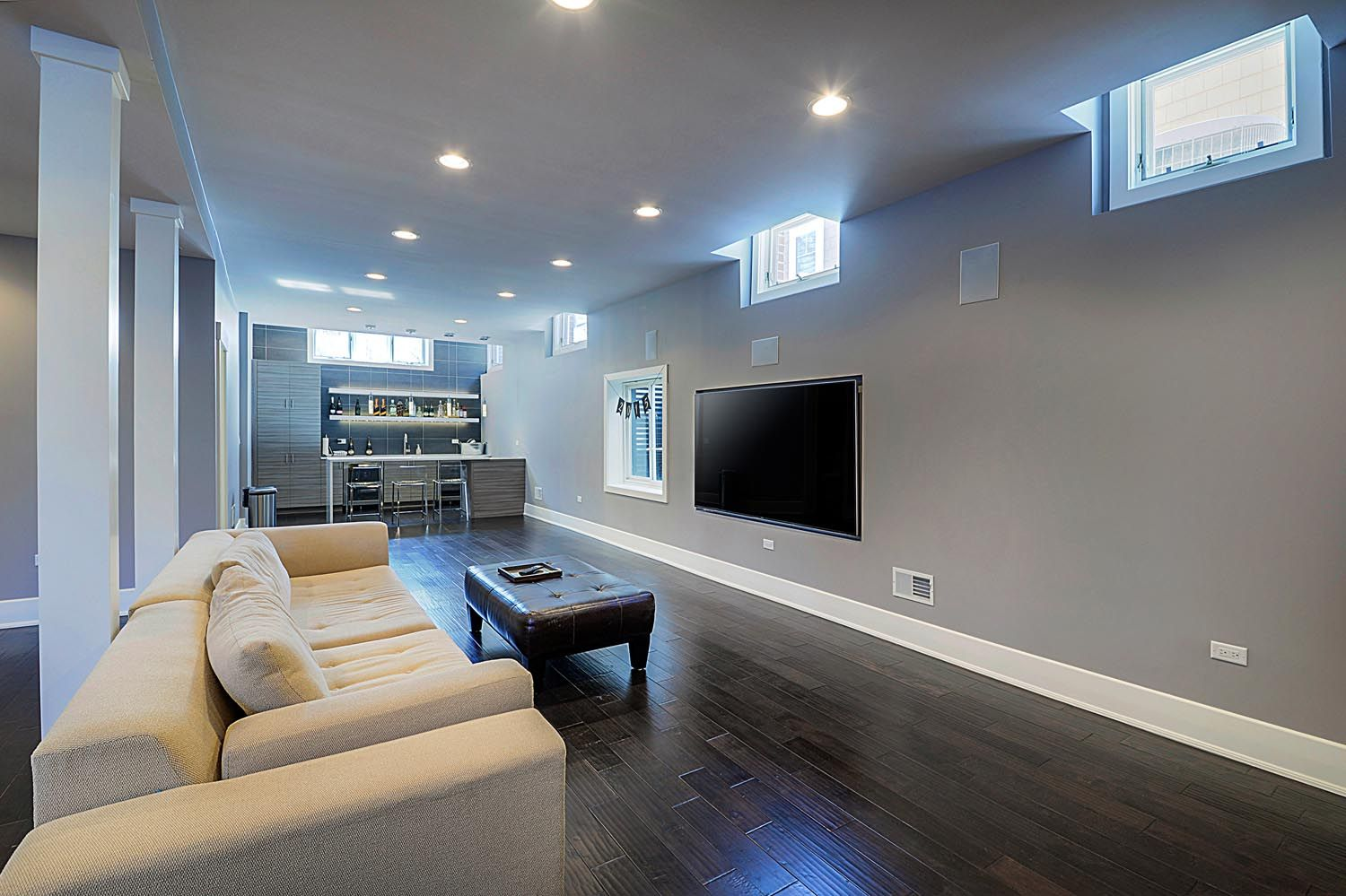 Awesome Basement Decor Ideas