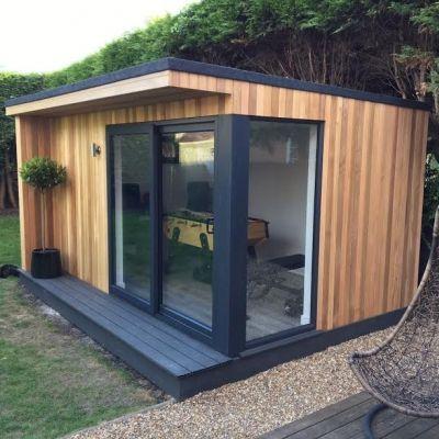 Charmant Garden Room | Outbuilding | Garden Office | Outhouse