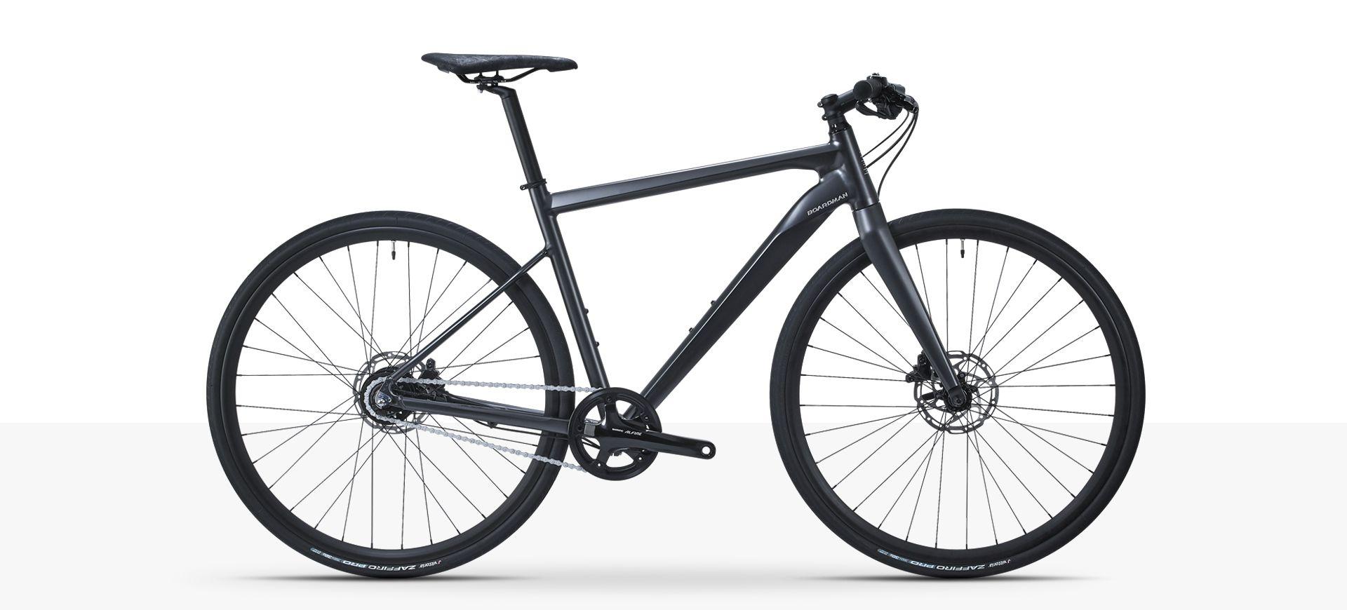 Boardman Urb 8 9 Unisex Hybrid Commuter Bike Boardman Bikes En