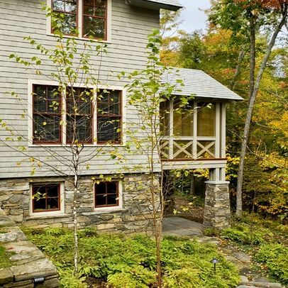 Fresh Stone House Renovation Ideas