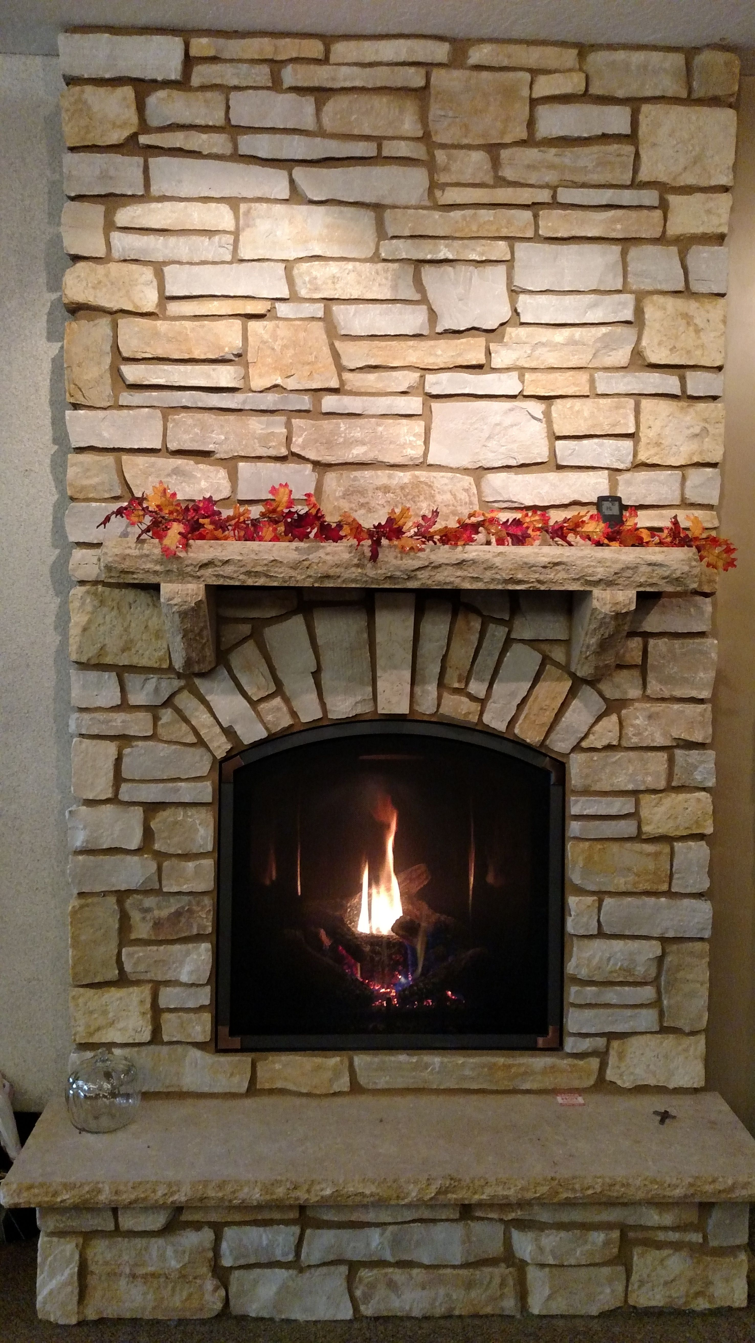 real stone veneers are definitely the way to go if you are thinking