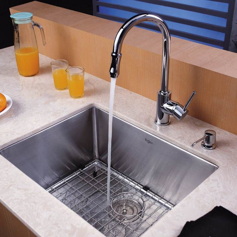 Single Stainless Steel Kitchen Sinks of Best Stainless Steel Kitchen ...