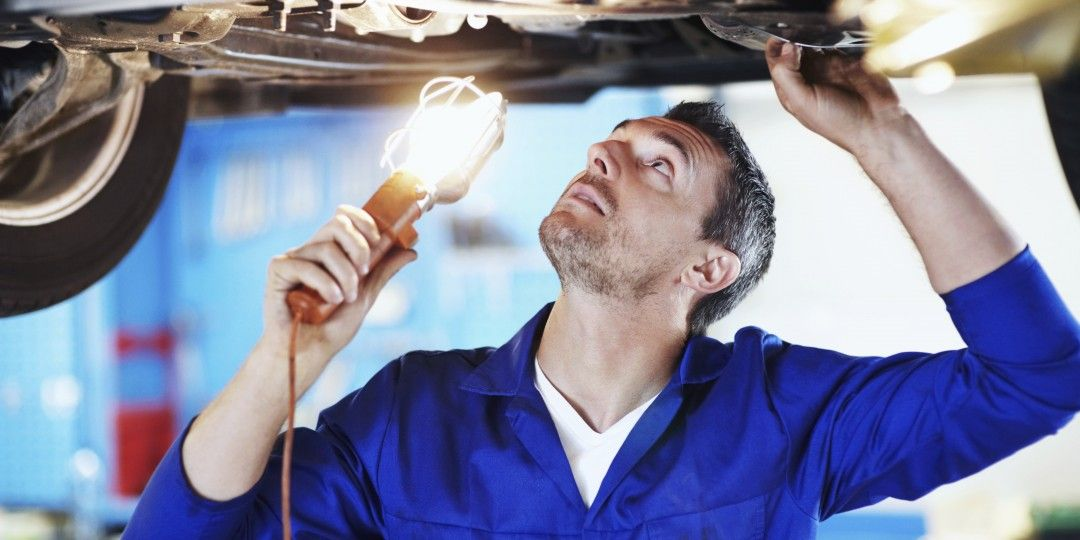 What Every Man Should Know About Fixing His Own Car Deep