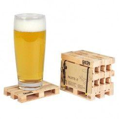 Schicker Untersetzer fürs Bierchen.