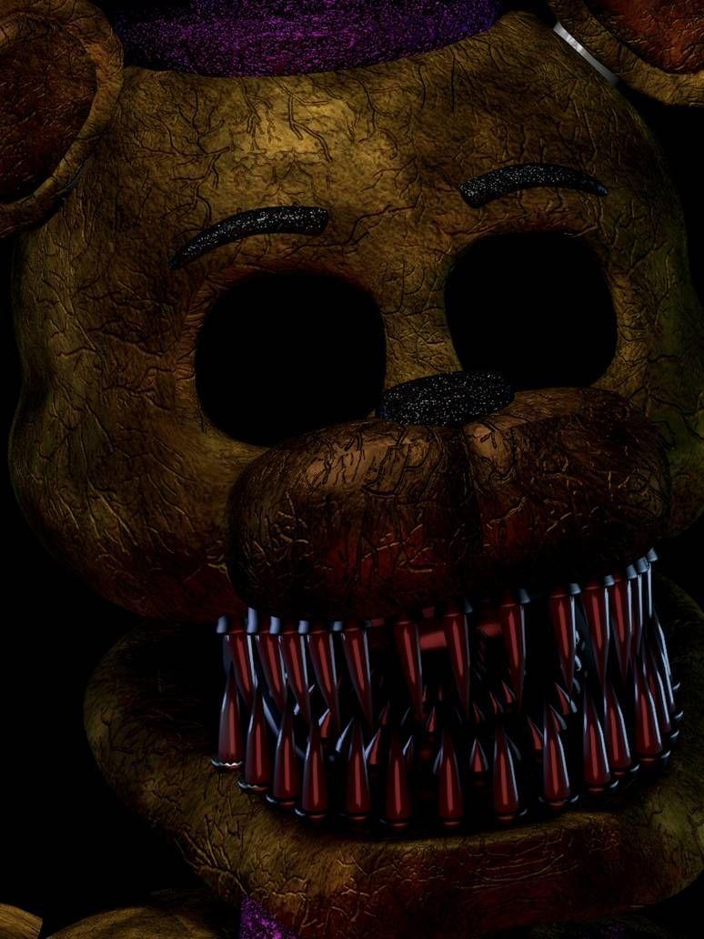 Sinister Fredbear By Funtimefreddymaster On Deviantart Fnaf Freddy Fnaf Fnaf Freddy Fazbear