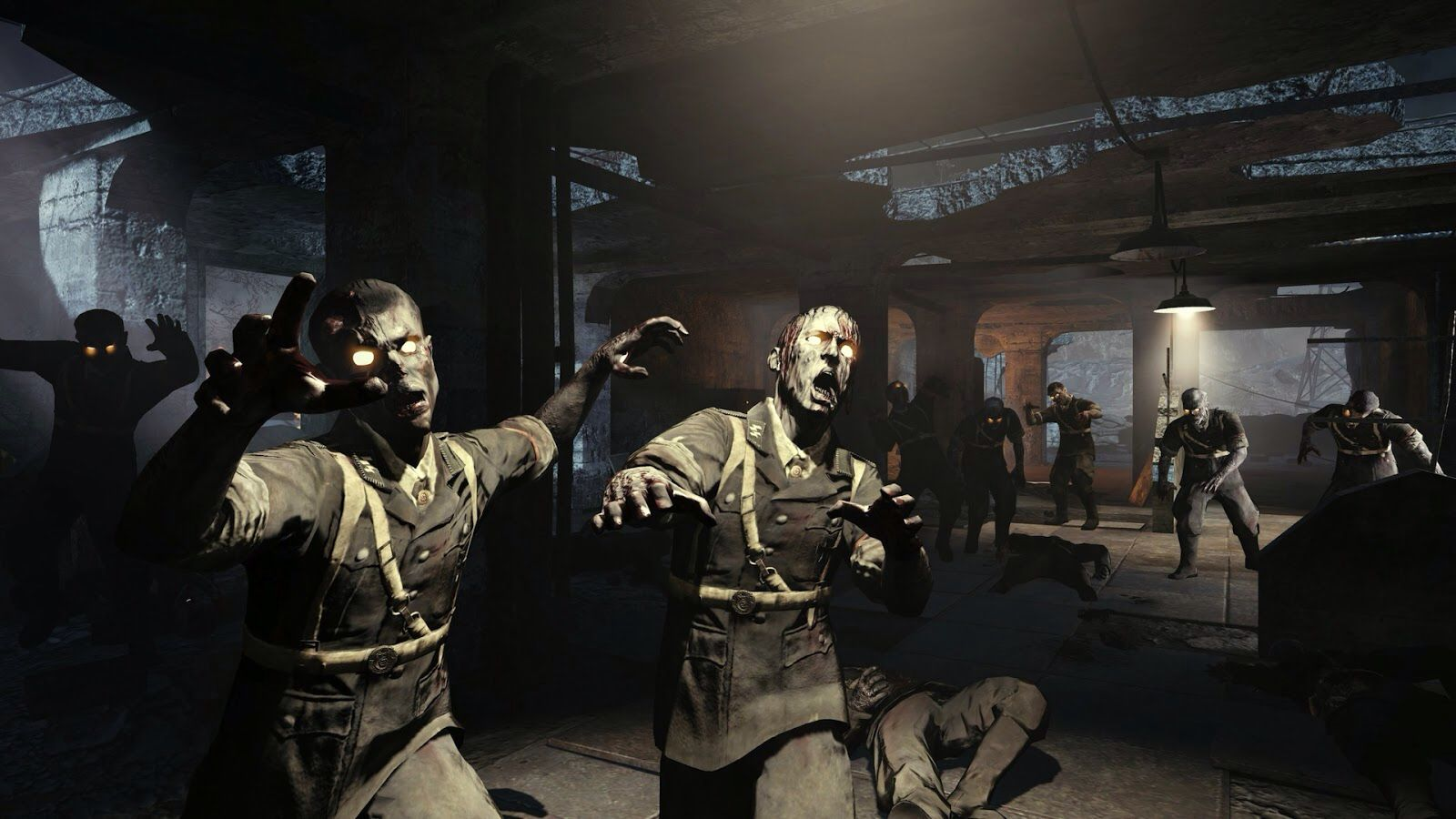 Call Of Duty Zombies Apocalipsis De Zombi Zombis Zombi