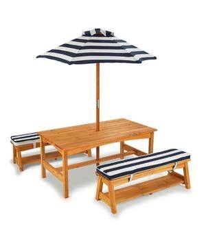 Mobili Da Giardino Per Bambini.Tavolo E Panche Da Giardino Table And Bench Set Kids Outdoor Table Outdoor Tables And Chairs