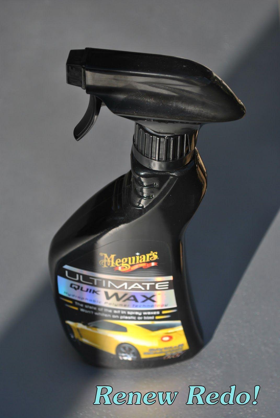 ReNew ReDo! How To Seal Metallic Silver Spray Paint