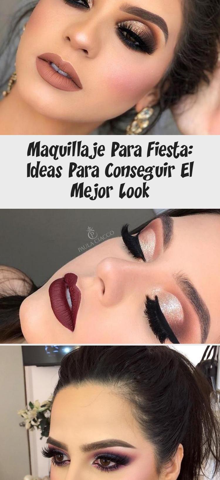 Maquillaje Para Fiesta Ideas Para Conseguir El Mejor Look Natural Makeup Makeup