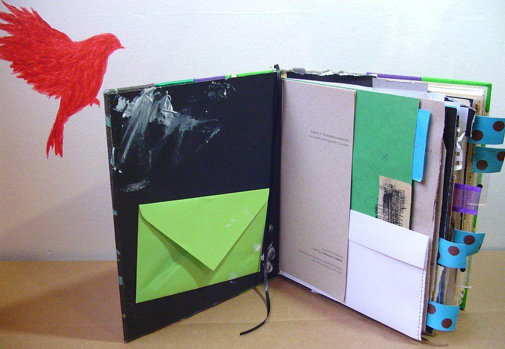 Scrap journal + agenda by RaccontoUrahara.deviantart.com on @DeviantArt