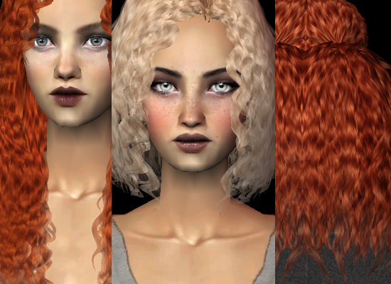 Nocturnalsims Resource Post Curly Textures Sims 4 Curly Hair Sims 4 Afro Hair Sims Hair