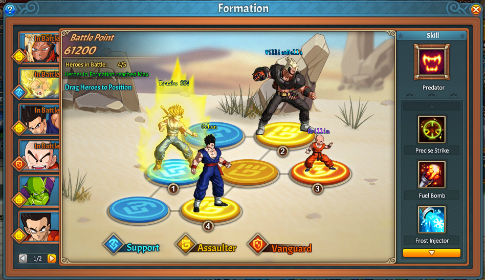 Dragon Ball Z Adventure Game Dragon Ball Z Dragon Ball Games To Play