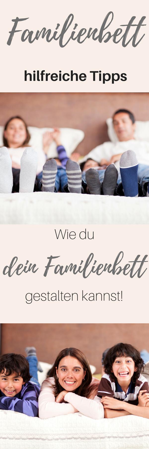 Familienbett, gut oder schlecht? – Ein Mamablog für Familien / alles rund ums Baby und Kind