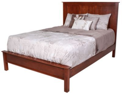 Homemakers Furniture King Bed Daniel S Amish Bedroom Beds Homemakers Furniture Furniture