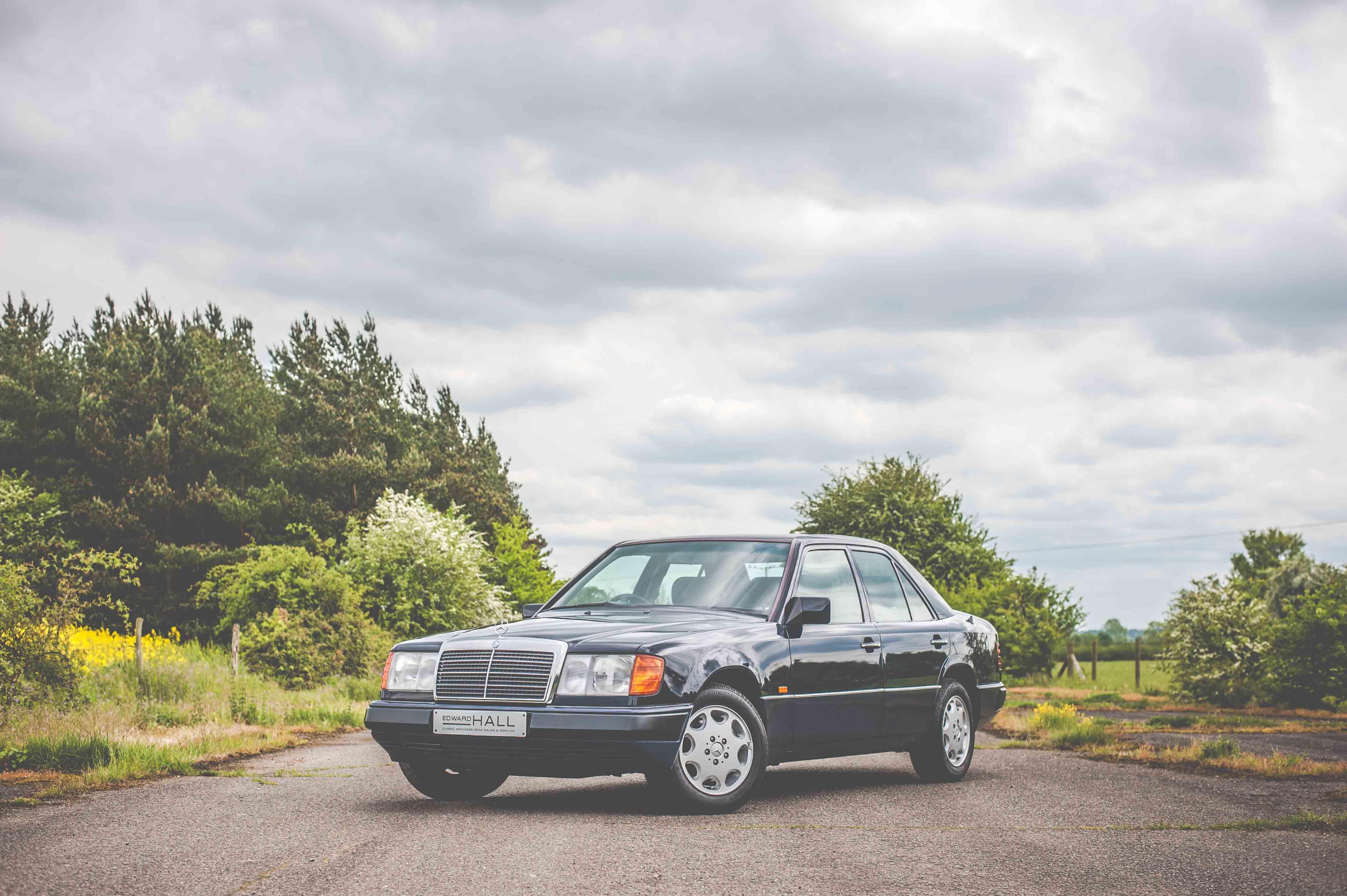 1993 Mercedes Benz 320E – Edward Hall