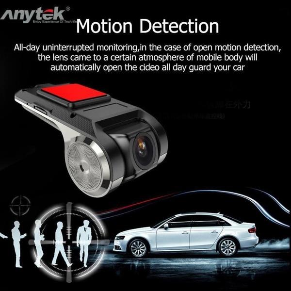 Anytek X28 1080P FHD Car DVR Camera Video Recorder WiFi ADAS G-sensor Dash Cam