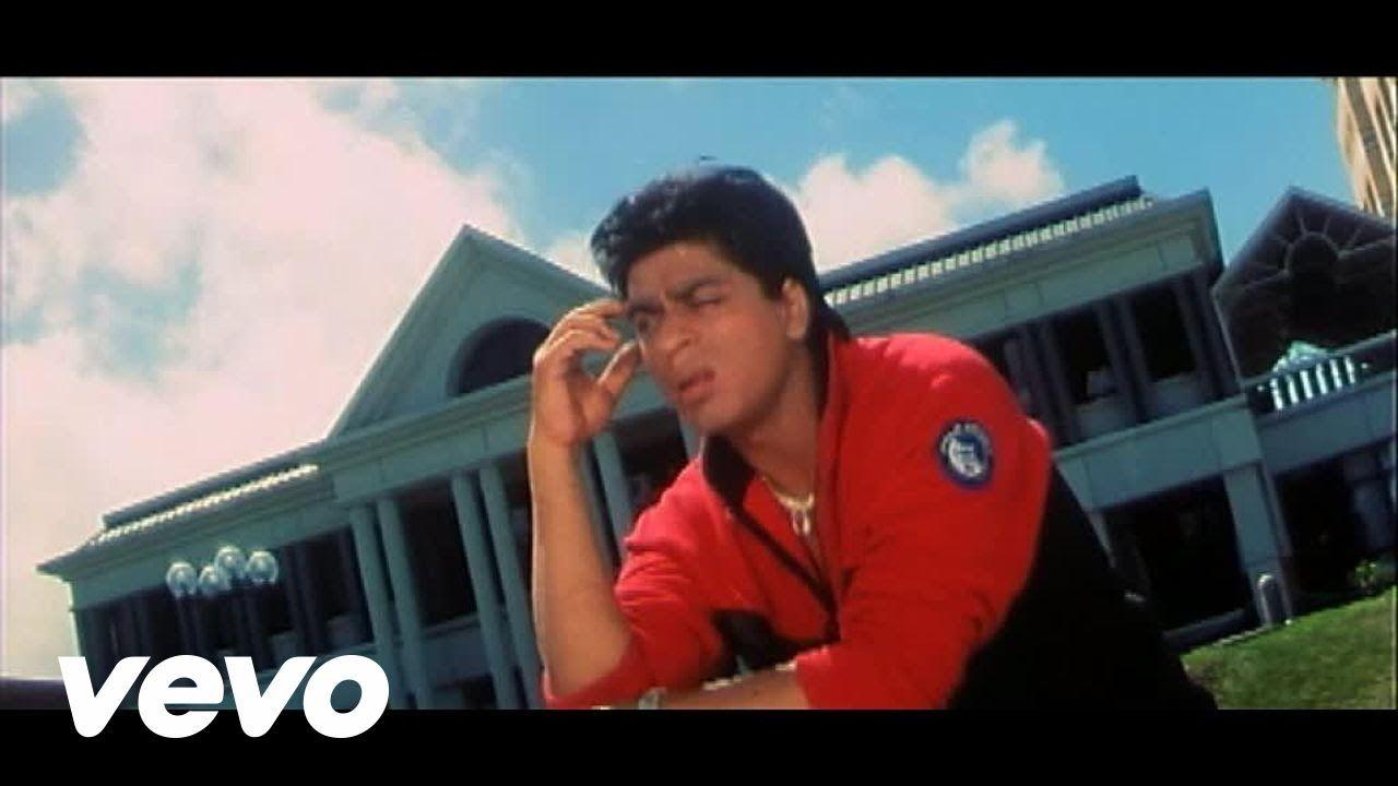 Yeh Ladka Hai Deewana Kuch Kuch Hota Hai Shahrukh Khan Kajol Shahrukh Khan Kuch Kuch Hota Hai Shahrukh Khan And Kajol
