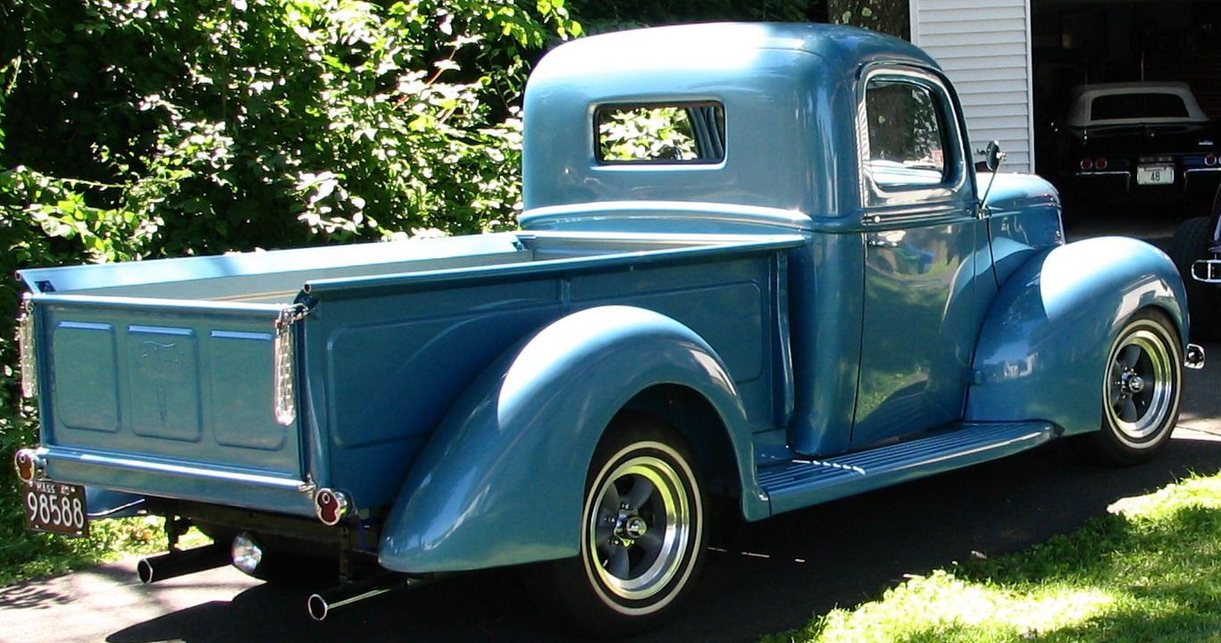 Ford Truck Parts and Repair Panels for your classic truck at ...