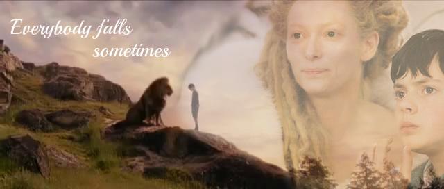 Everybody falls sometimes(edited by Narnia_HU)