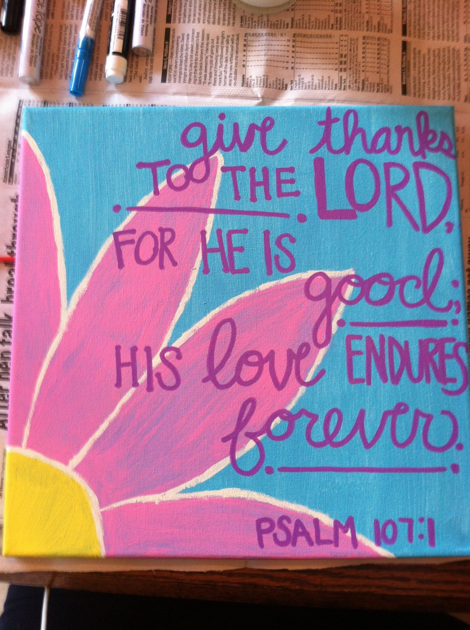 Pin By Mollie Grooms On Crafts Bible Verse Painting Bible Verse Canvas Canvas Art Quotes