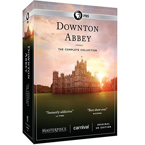 Downton Abbey The Complete Collection Check Out This Great