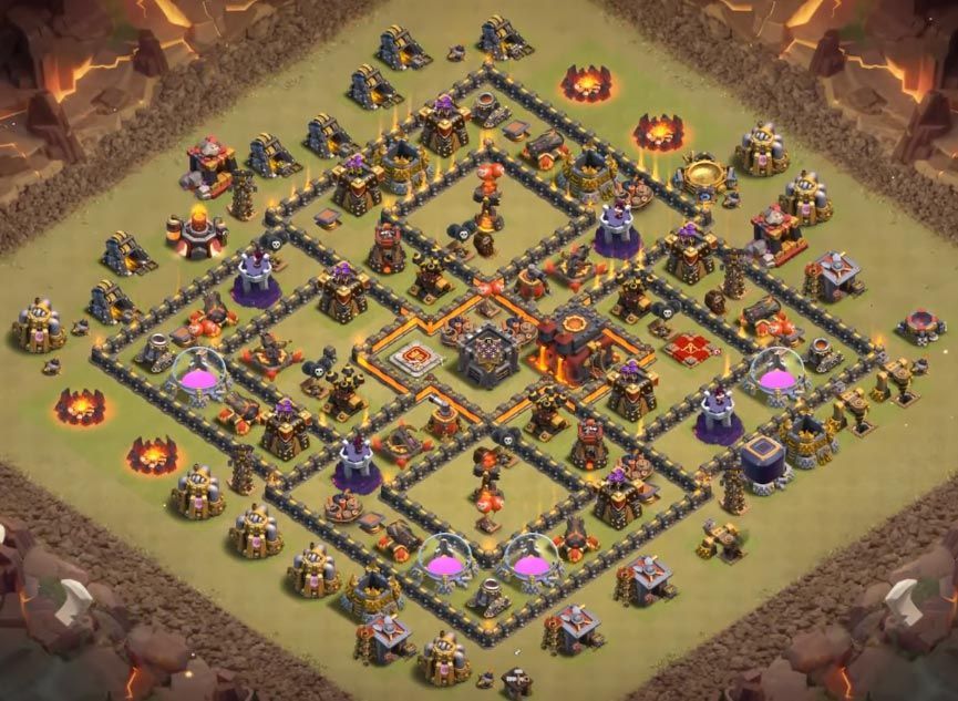 Undefeated Th 10 Best Base 3